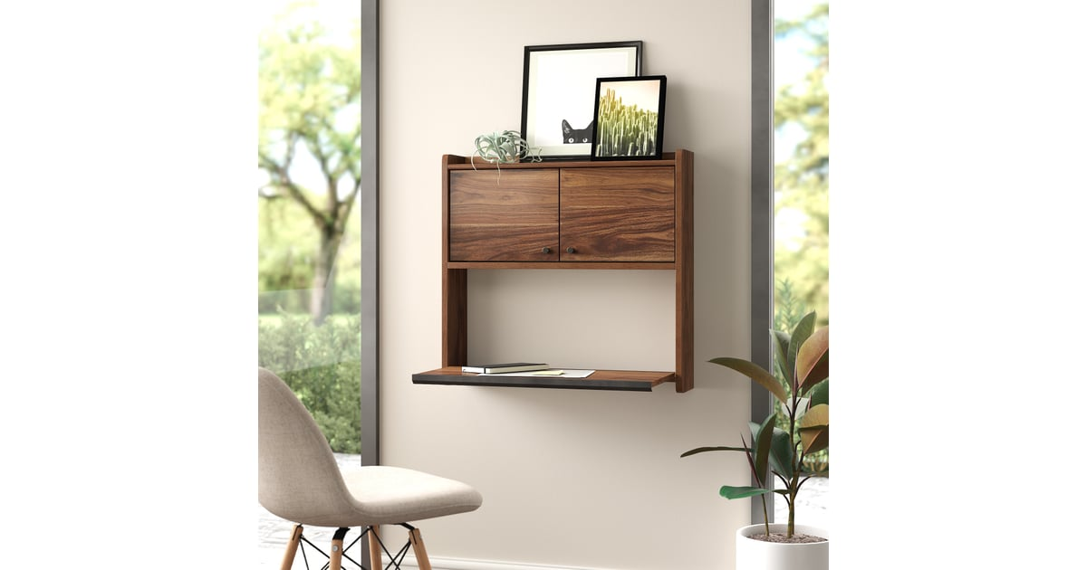 Mercury Row Posner Wall Floating Desk