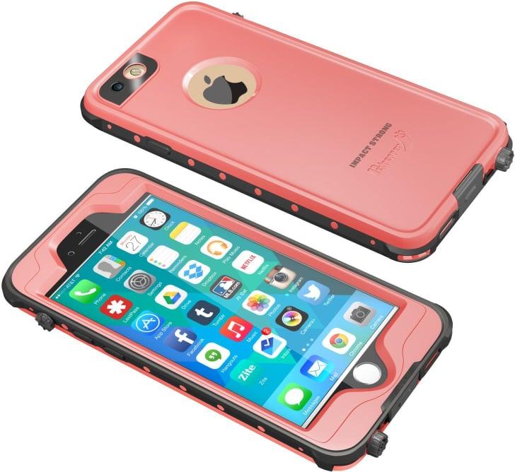 ImpactStrong Slim Waterproof Cover With Built-In Screen Protector  The Best Waterproof Phone