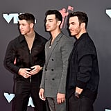 Jonas Brothers at the MTV VMAs 2019 Pictures