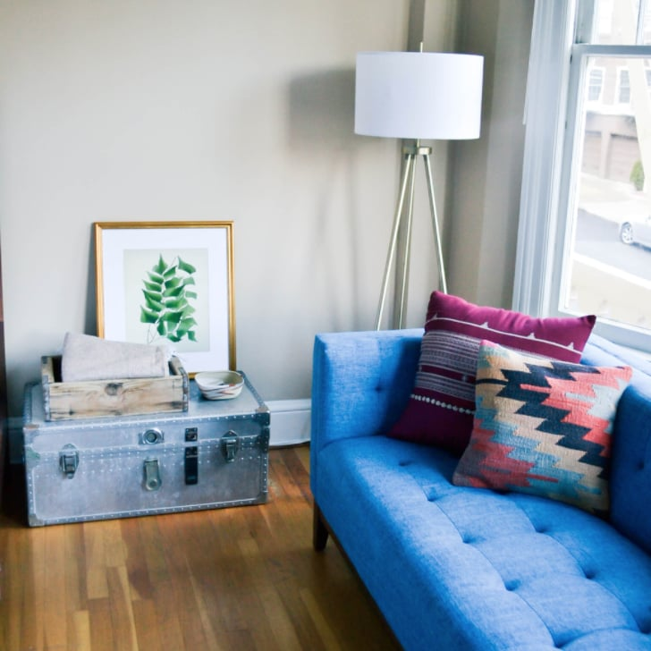 Tips For Decorating Your Boyfriend\'s Apartment | POPSUGAR Home