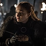 Libra (Sept. 23-Oct. 22): Sansa Stark
