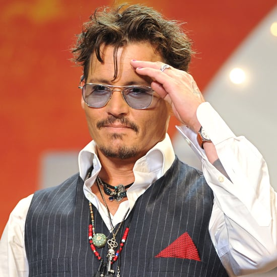 Johnny Depp & Armie Hammer Premiere The Lone Ranger in Tokyo
