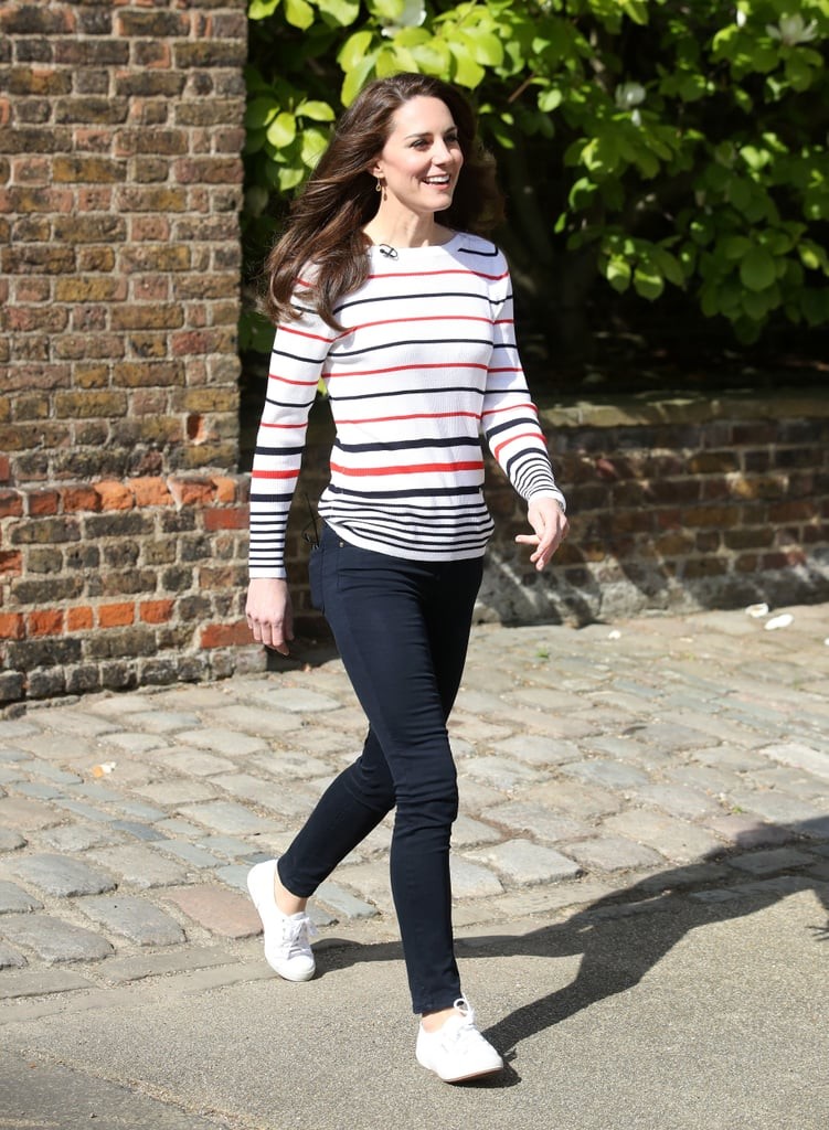 How to Wear Jeans: Kate Middleton