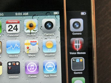 iPhone 4 Review Hands-On
