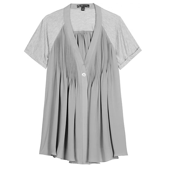 Elizabeth and James Silk Smock Top, $345