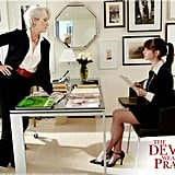 She Stood Up to Miranda Priestly Like a Boss