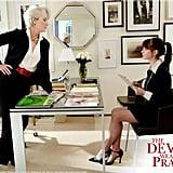 She Stood Up to Miranda Priestly Like a Boss