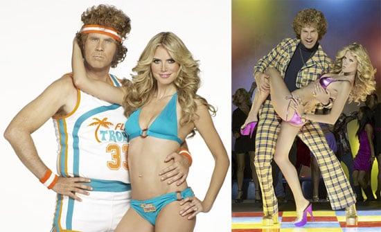 Heidi Klum and Will Ferrell in Sports Illustrated 2008-02-12 11:01:21