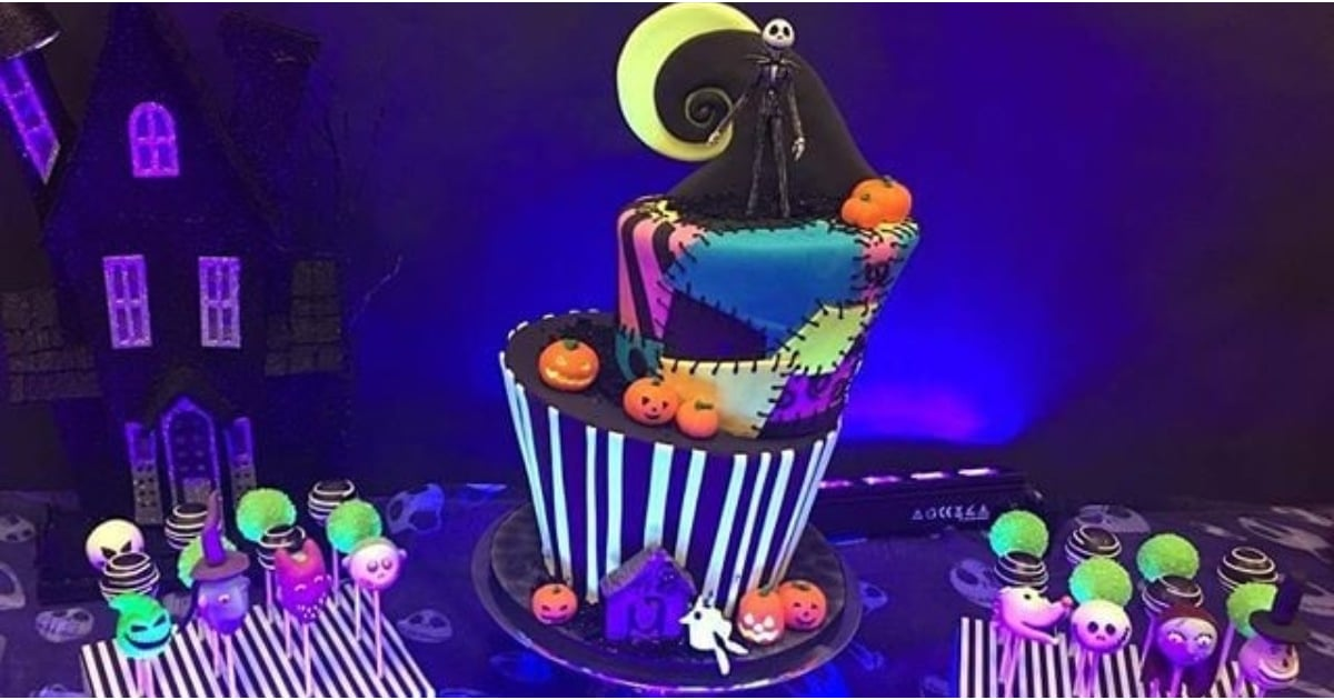 Christmas Theme Party Ideas For Family.The Nightmare Before Christmas Party Ideas Popsugar Family