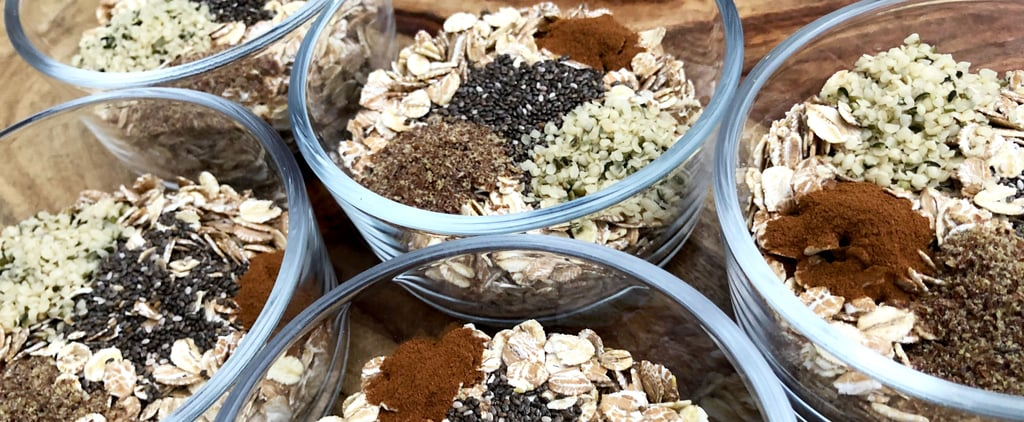 Healthy High-Protein Instant Oatmeal Packets Recipe