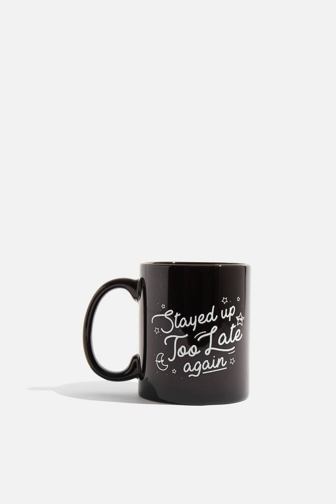 Up Too Late Mug