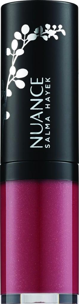 Nuance Salma Hayek True Color Plumping Liquid Lipstick in Toasted Honey