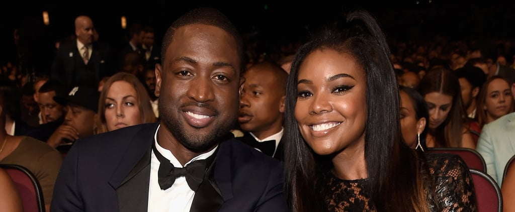 Gabrielle Union and Dwyane Wade at the ESPY Awards 2016