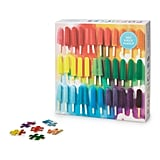 Chronicle Books Rainbow Popsicle Puzzle