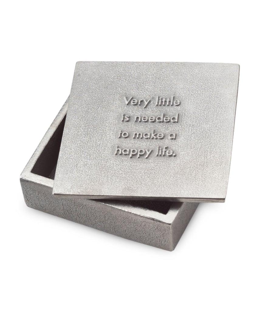 Happy Life Box ($34)