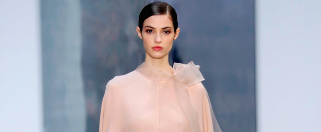 Carolina Herrera's Autumn Collection Will Convince Brides to Ditch White on Their Wedding Day