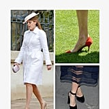 Princess Beatrice Shoes Style