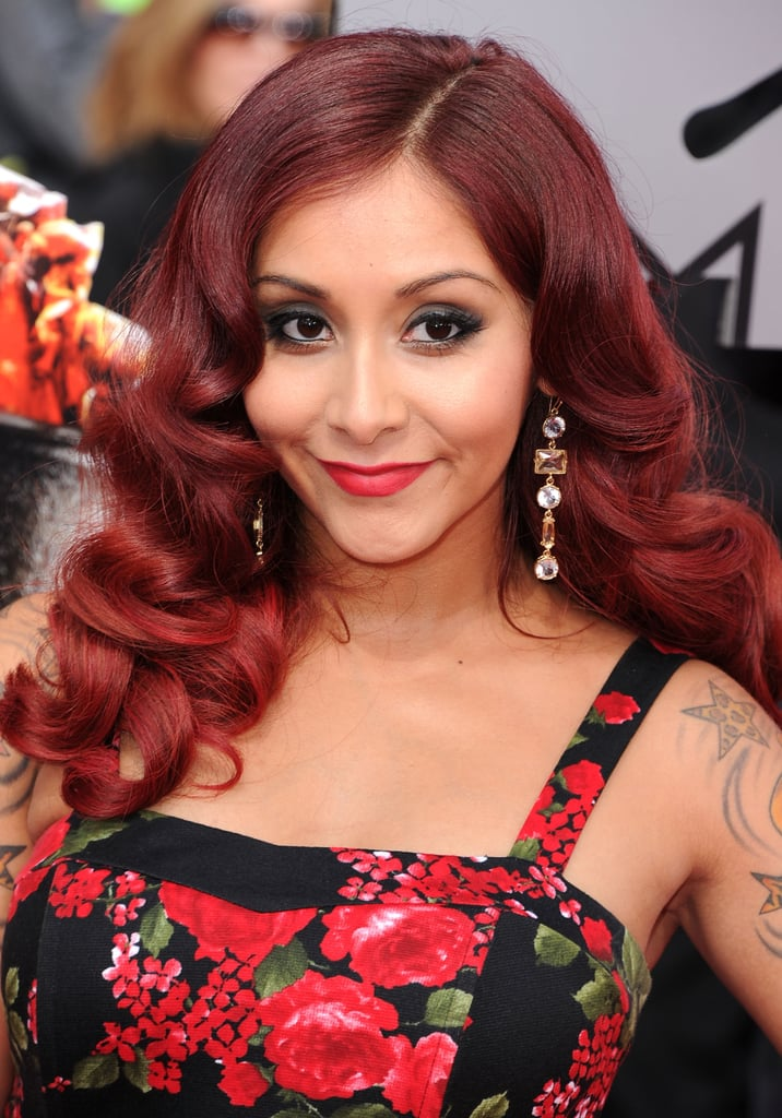 Snooki Beauty Looks