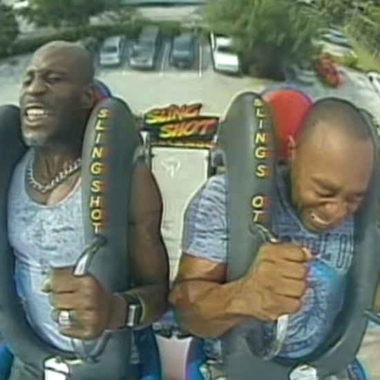 DMX on the Slingshot at Magical Midway | Video