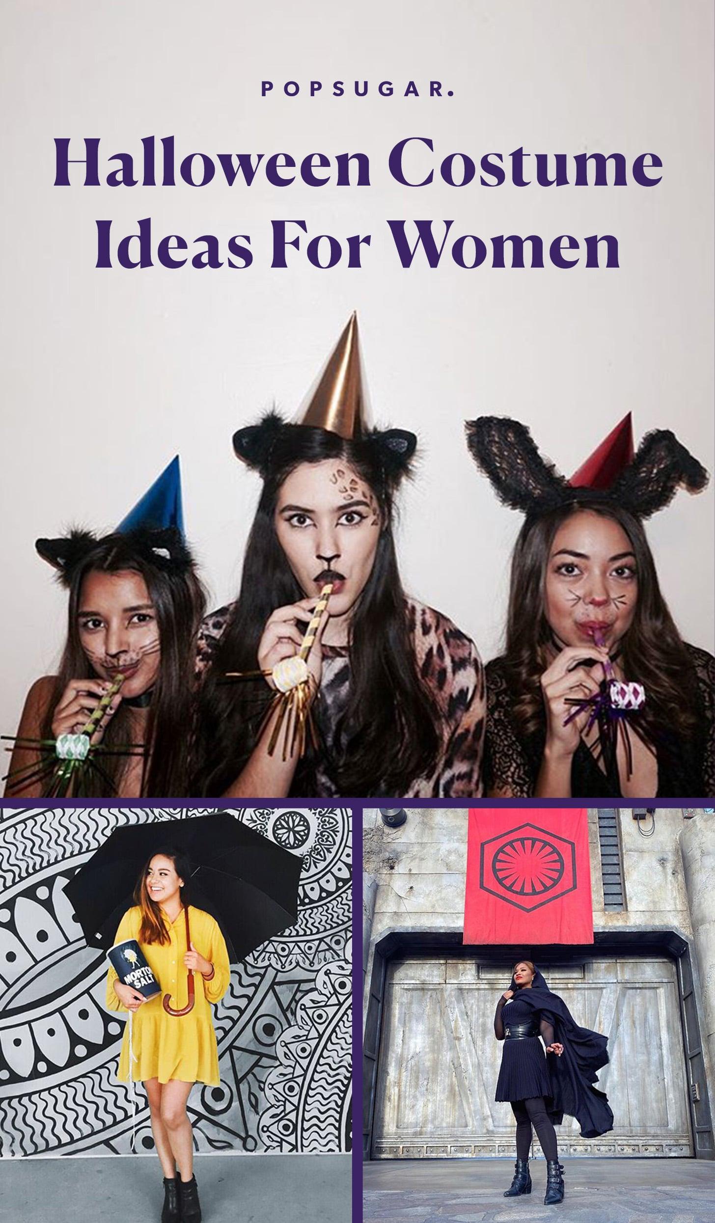 Best Ladies Halloween Costumes.The Best Halloween Costume Ideas For Women 2020 Popsugar Smart Living