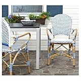 Biarritz Wicker Patio Arm Chair