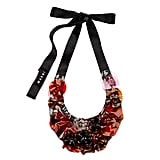 Marni Paillete Embellished Bib Necklace, $420