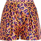 Peter Pilotto geo leaf print shorts (£359)