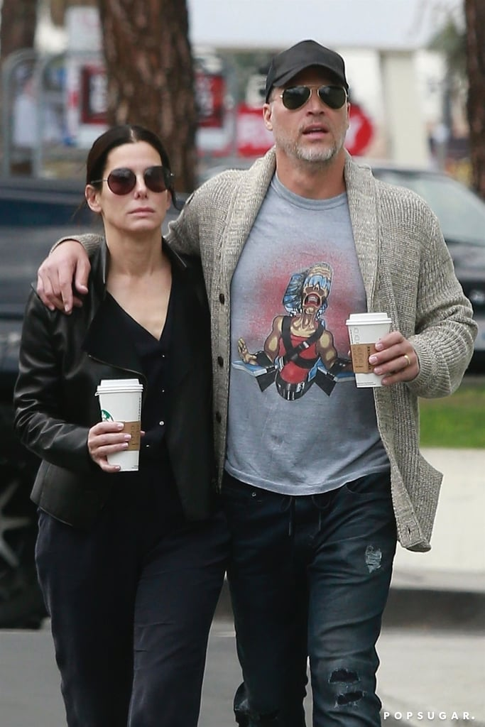 Sandra bullock is dating who