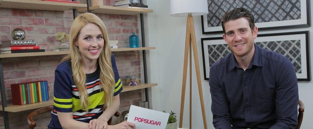 Bryan Greenberg Talks Wedding Plans With Jamie Chung