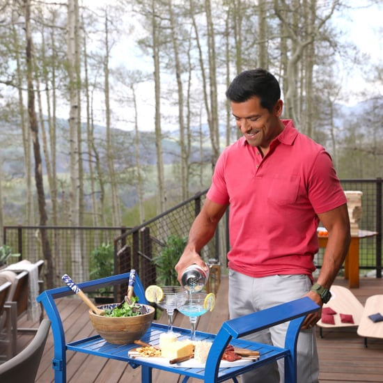 Mark Consuelos's Entertaining Tips