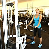 Three Ways to Work Your Back and Arms With the Lat Pull Machine