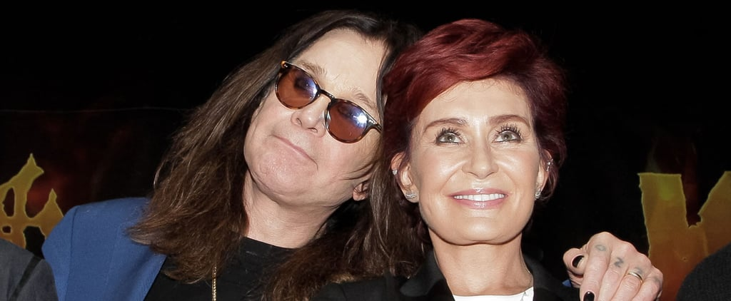 Sharon and Ozzy Osbourne Have a Cuddly Reunion Following Their Split Announcement