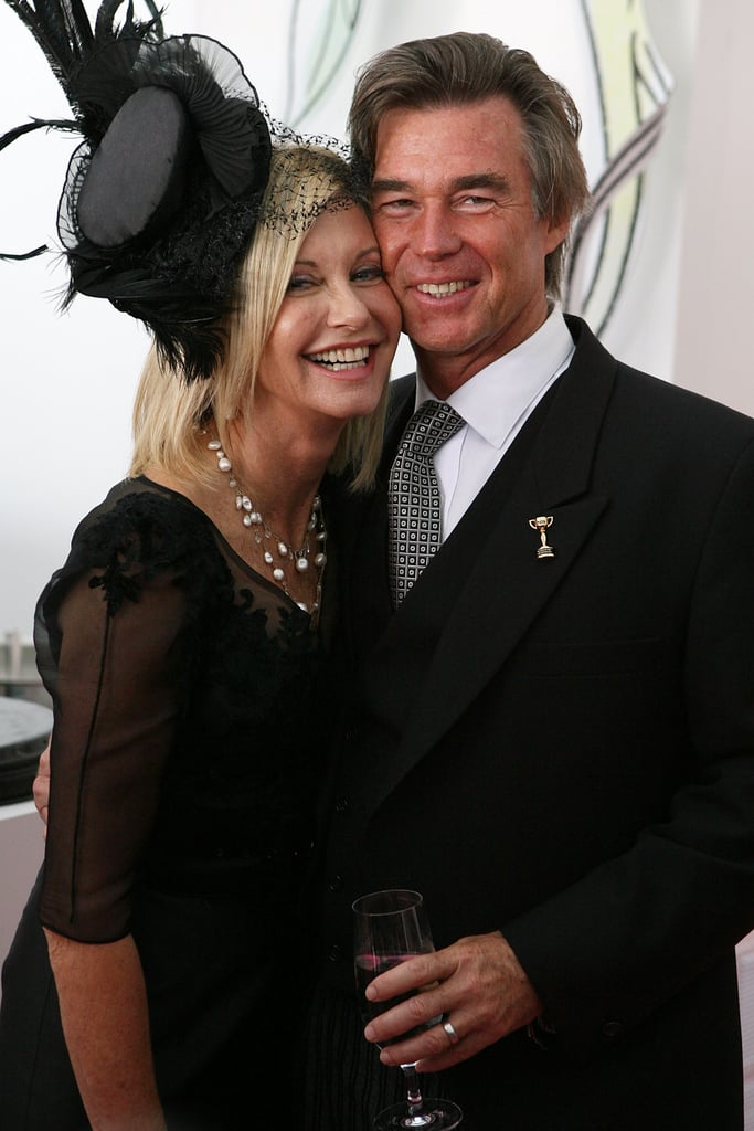 2009: Olivia Newton-John and John Easterling