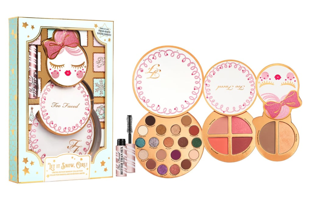 Too Faced Let It Snow, Girl! Makeup Set