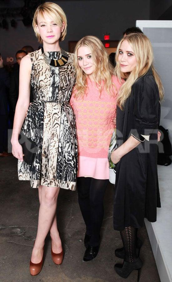 Pictures of Olsens, Carey Mulligan, Anna Paquin