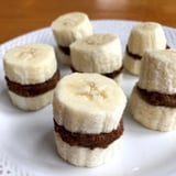 Chocolate Peanut Butter Banana Snack