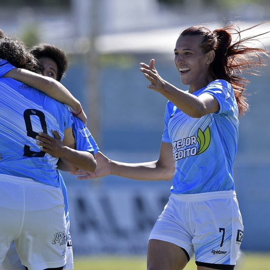 Mara Gomez Argentina's First Transgender Woman Soccer Player