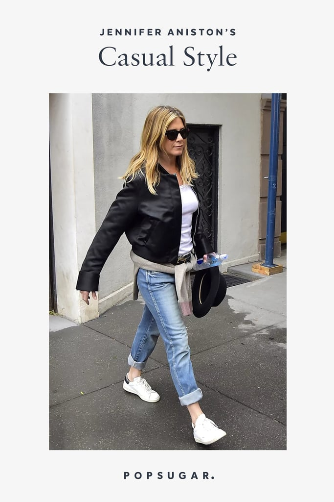 Jennifer Aniston Casual Outfits