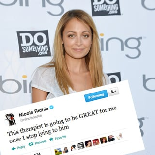 Tweets Of The Week: Nicole Richie, Joel Madden,Charlie Pickering, Ricky Gervais, Rebel Wilson & Rashida Jones