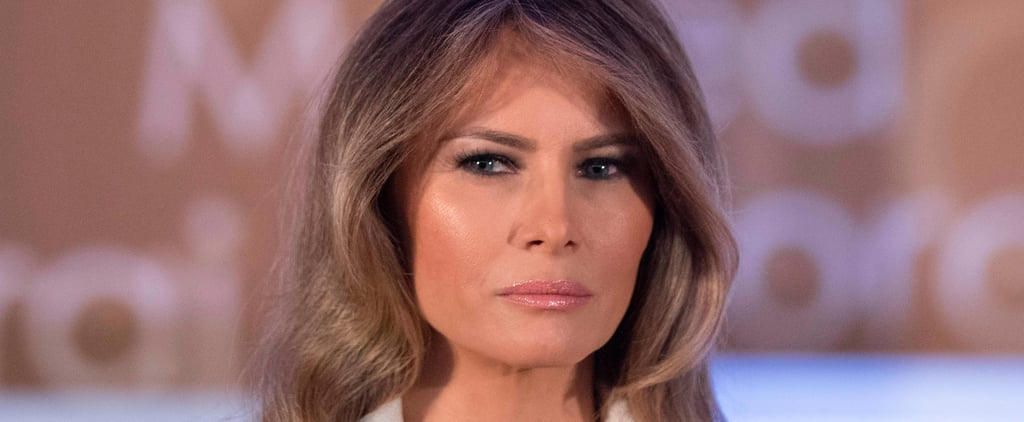 So, Melania Trump Is Hosting an Anti-Cyberbullying Event, and People Are ROASTING Her For It