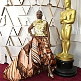 Billy Porter at the Oscars 2020