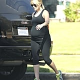 Reese Witherspoon wrapped up her walk.