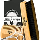 Grow a Beard Brush & Comb Set