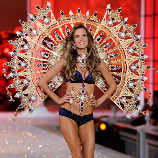 Alessandra Ambrosio's Victoria's Secret Sexiest Looks