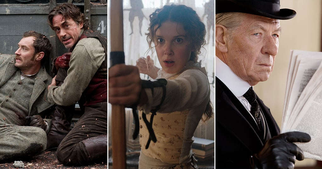 TV and Movies to Watch After Seeing Enola Holmes