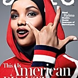 Halima Appeared on the Cover of Allure's July Beauty Issue