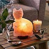 Cat Himalayan Salt Lamp