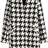 H&M Houndstooth Coat ($99)