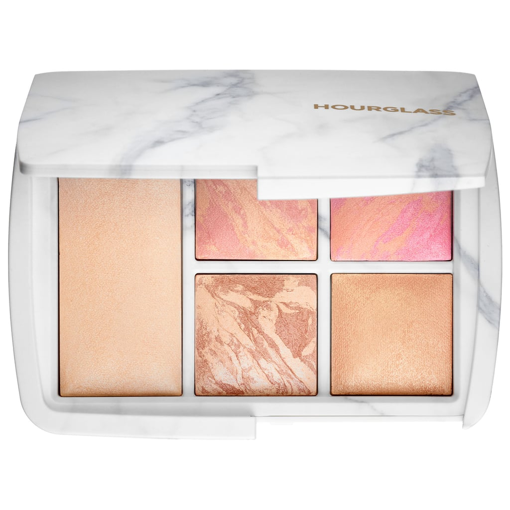 Hourglass Ambient Lighting Surreal Light Blush, Bronzer U0026 Strobe Powder  Palette