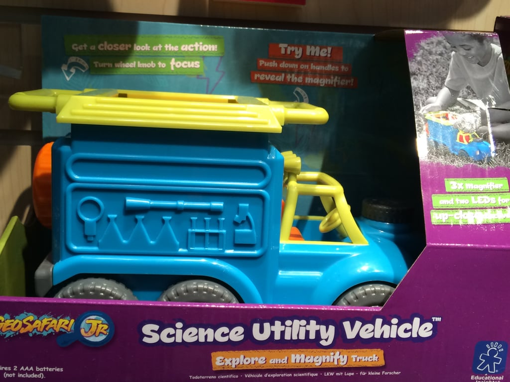 Geo Safari Jr. Science Utility Vehicle
